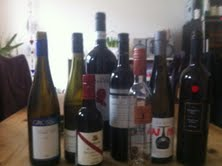 Aussie wine