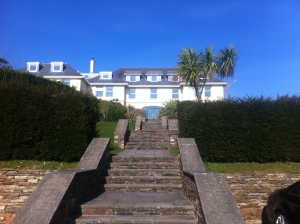 The beautiful St Enodoc Hotel