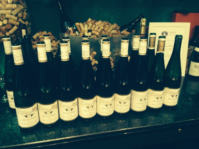 JJ Prüm: Magic from the Mosel (2001-2011 vertical)