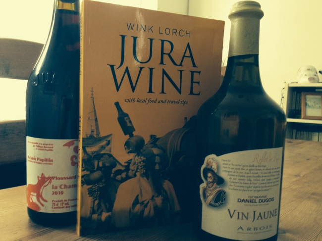 Jura wine: a nod and a Wink
