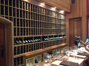 The tasting room at Cakebread