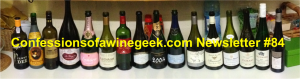 Wine Geek Newsletter #84