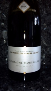 Grown up white Burgundy