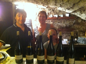 Pinson: a wonderful family making wonderful wines