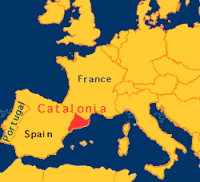 Where is Catalonia
